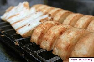 RESEP KUE PANCONG (KUE RANGIN)