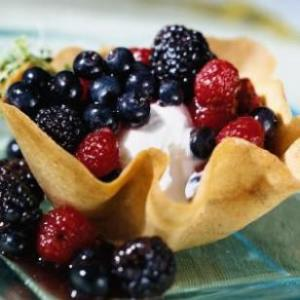 RESEP BERRY ES CREAM
