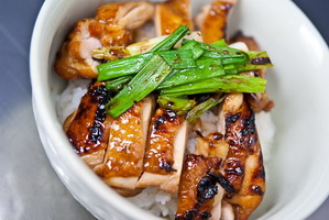 RESEP CHICKEN TERIYAKI