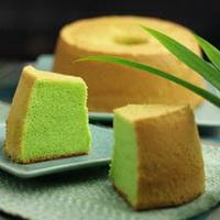 RESEP PANDAN CHIFFON CAKE