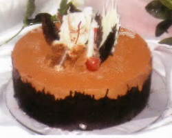 RESEP CHOCOLATE MOUSE CAKE