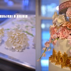 Beautifully Decorated Cakes by Amy Noelle of Sugar Flower Cake Shop
