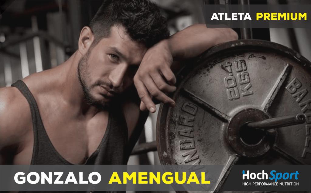 ATLETA PREMIUM - GONZALO AMENGUAL