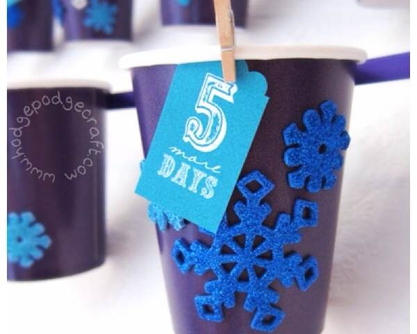 DIY paper cup advent calendar thumbnail