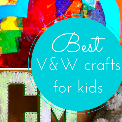 Best VW crafts for kids