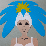Samba dancer craft thumbnail
