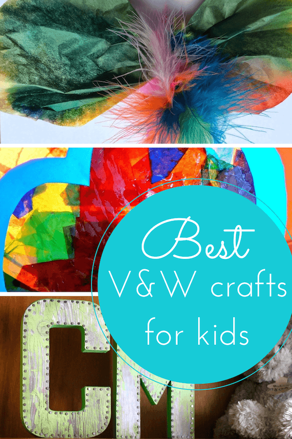 VW craft ideas for kids