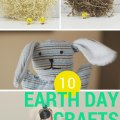 10 earth day crafts & activities for kids