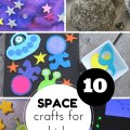10 super space crafts for kids