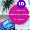 Alternative Painting Techniques