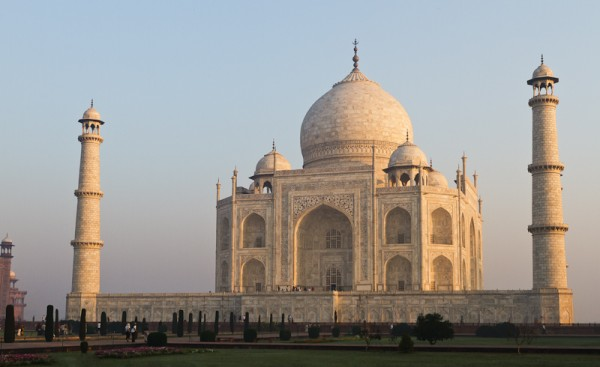 Incredible India Taj Mahal Agra