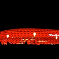 Allianz Arena - das erste mal