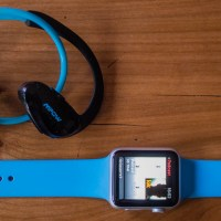 Podcasts auf der Apple Watch