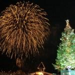 函館クリスマスファンタジー2016花火は必見!点灯時間や駐車場や開催場所は?
