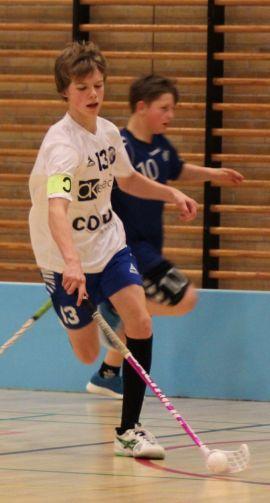 Ludvig Bjerring Blicher, ny assistent på U11