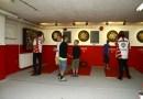 Juniorlandsholdet kom til åbent hus i Dartklubben Svinninge