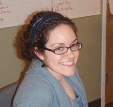 Sarah Podber, HOO Board President