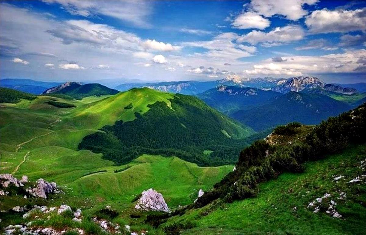 Zelengore-Mountain