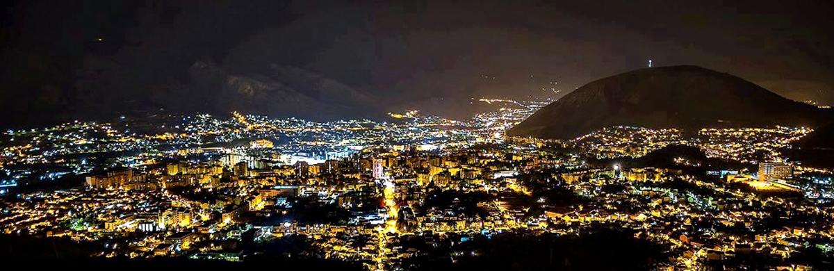 Mostar-at-night_Bosnia-and-Herzegovina_2013_1