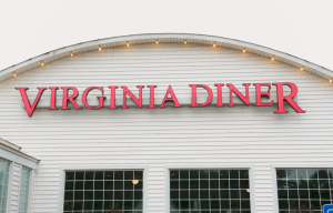October 2014- General Signage- LED Retrofit- virginia diner pic 2