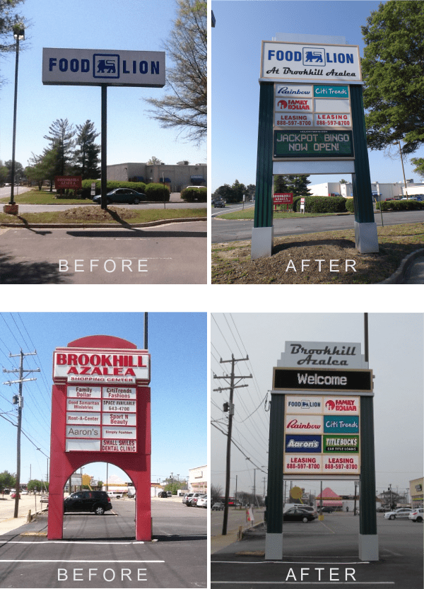 June 2014- Branding- Shopping Center Repositioning brook hill