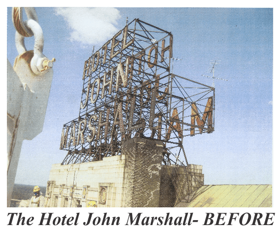 November 2013-Technically Challenging-Hotel John Marshall 2 pic 2