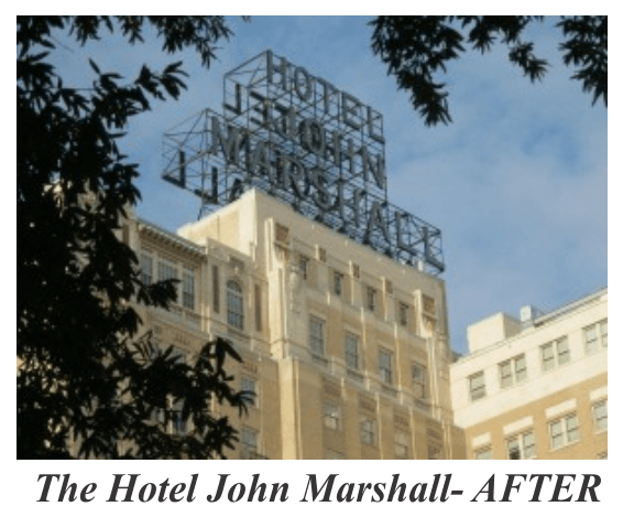 November 2013-Technically Challenging-Hotel John Marshall 2 pic 3