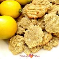 When Life Hands You Lemons … Make Scrumptious Cookies