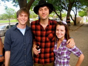 Will and I saw him play a show in Lubbock, TX. So good.