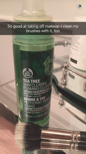 HOlly Madison Foaming Cleanser
