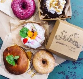 Holly Madison Sidecar Doughnuts