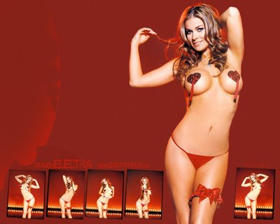 Carmen Electra host new pilot for Spike TV