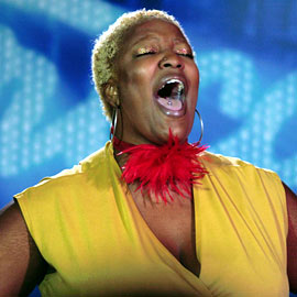 """Frenchie from """"American Idol"""" season 2, played a mean game of """"Catch 21""""."""