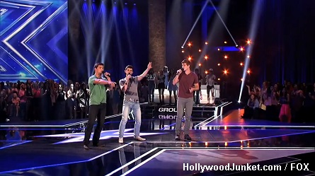 Restless Road X Factor Four Chair Challenge