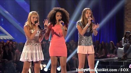 Sweet Suspense X Factor Four Chair Challenge