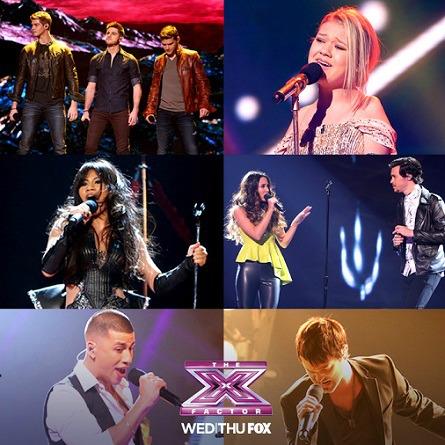 X Factor Top 6