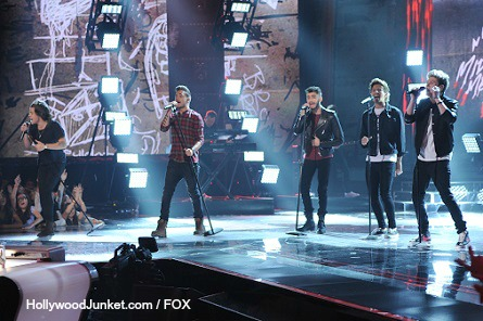 The X Factor USA Finale - One Direction