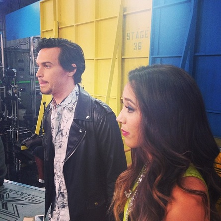 THE X FACTOR - Alex & Sierra diva