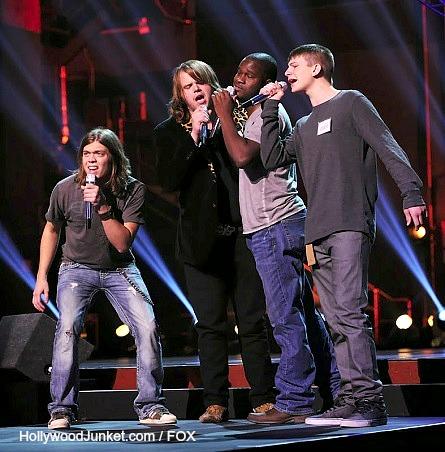 American Idol Hollywood Week auditions night two