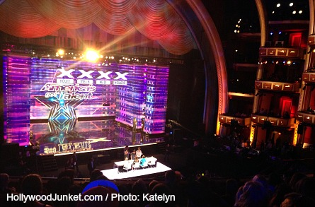 AGT judges,  dolby theatre