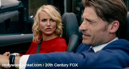 The Other Woman, Cameron Diaz, Nikolaj Coster-Waldau