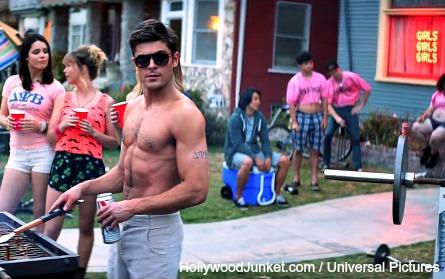Neighbors, Zac Efron as Teddy
