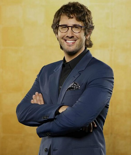 Rising Star, Josh Groban