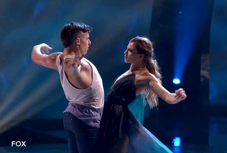 So You Think You Can Dance Top 20, Carly and Rudy