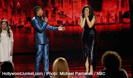AGT season 9, Nick Cannon, Kelli Glover