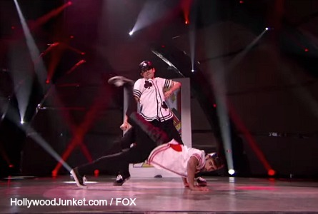 SYTYCD season 11, Top 4, Zack, Ricky