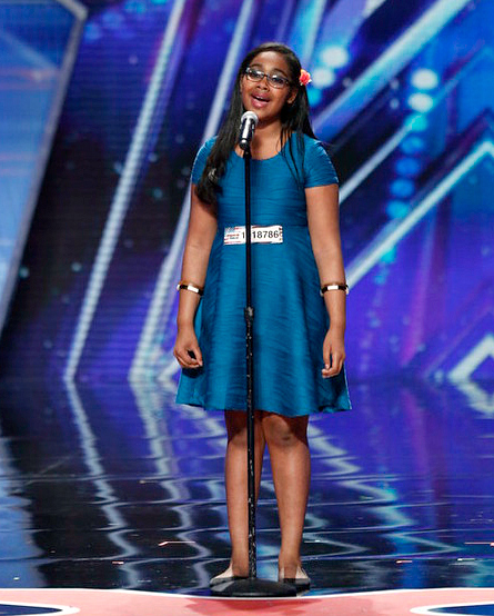 America's Got Talent, Arielle Baril