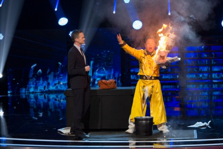 America's Got Talent Judge Cuts week 1, Grand Master Qi Feilong