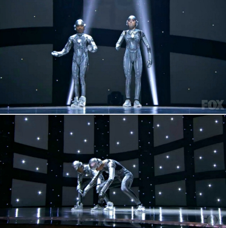 Collage_sytycd season 12 top 18 live_hailee_virgil_robots_445