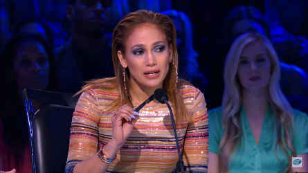 American Idol season 15, Jennifer Lopez